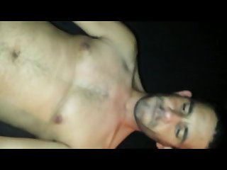 Latino fucking the neighborhood gay