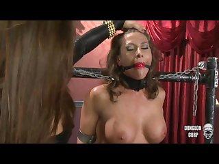 Vixxen bound orgasm