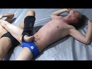 Japanese gay Wrestling