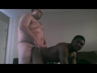 Chubby Bear Ex BF Pounding Me - Old Video