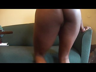 Barefoot thong tease