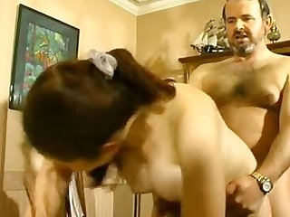 dad home alone fuck daughter com