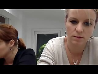 Very pretty and playful milf lesbians cam show