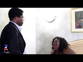 Bbw paris michaels seduces baptist preacher