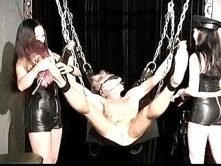 2 mistress Tickling ff M