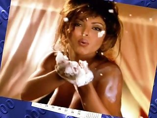 Playboy playmate video calendar 2000
