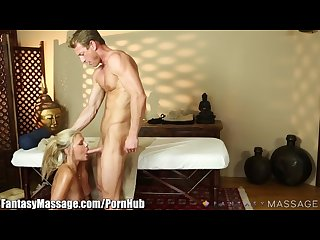 Fantasymassage hidden cam cock throating