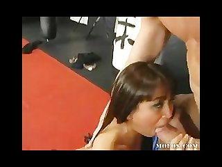 Kina kai gym sex