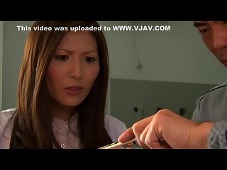 Yuna Shiina in Beauty Woman Doctor Humiliation