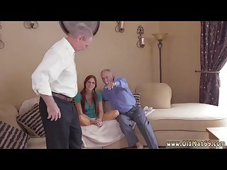 And old guy fucks whore Xxx frankie and the gang take a trip down under