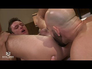 Adam russo helps damon archer work out some daddy issues