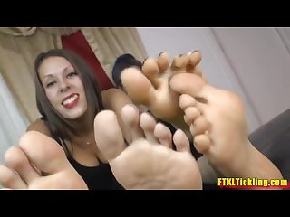 Nikki and valora foot worship pov