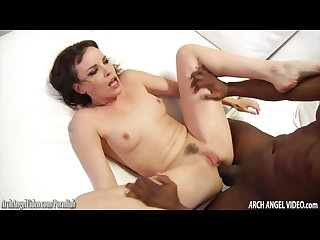 Dana DeArmond takes black cock in her ass