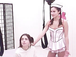 Nurse in training scene 6