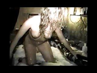 Wet lesbian fiesta