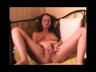 Big tit amateur masturbating