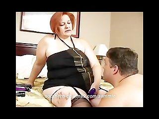 Sammiesc2 s alter ego mistress trysta bbw pro domme works her men