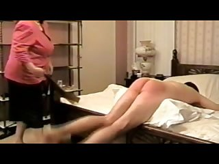 mature mistress hard spank