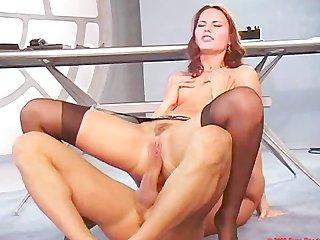Claudia rossi sexy secretary suze
