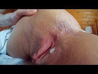 Teen lick ass fuckong and cum on body