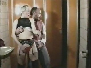 Piss ladies vintage german kinky clips