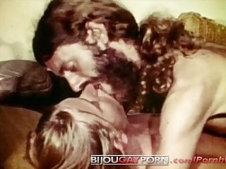 Vintage hippie porn confessions of a male groupie 1971