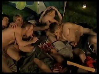 Camping sex v