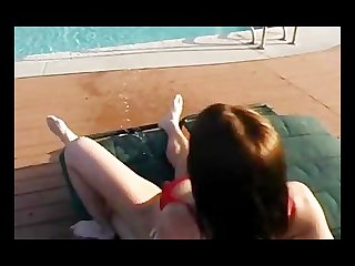 Squirting action in slow motion part 1 melikeazian