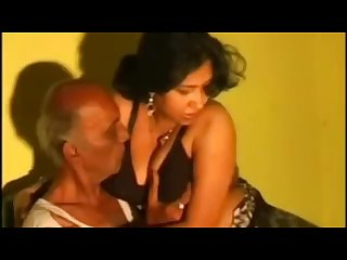 Indian Bhabhi fucked by old man