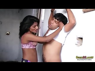 Factory Mai romance hot hindi indian short film teen99
