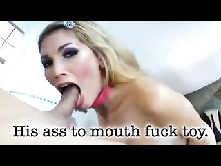 Deepslutpuppy 01 submissive sissy cock slut