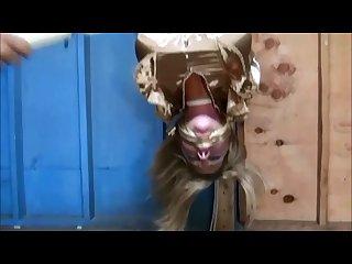 Carissa suspended orgasm