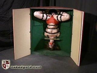 Boxed bondage