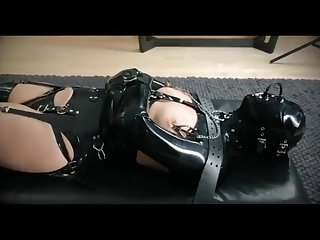 Latex bound nipple clamps