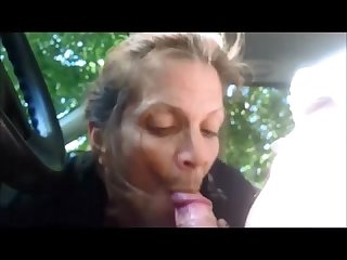 Crackhead revisited small talk Driving and blowjob