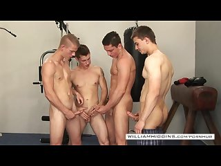 Williamhiggins wank party 5 Teaser 2