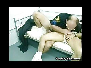 Blowjob cops