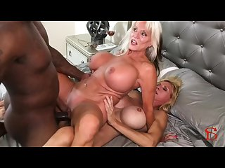 Black piped Sally D angelo brooke tyler
