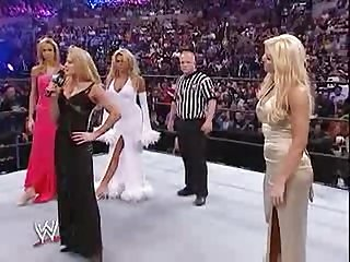 Torrie wilson sable vs Stacy keibler jackie gayda