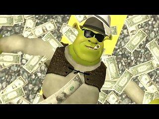 Shrek s dank kush