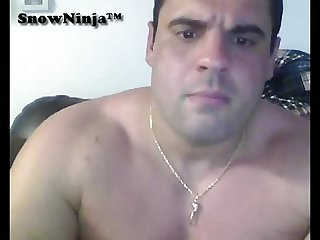 Russian italian bodybuilder webcam