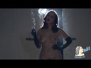Smoking latex