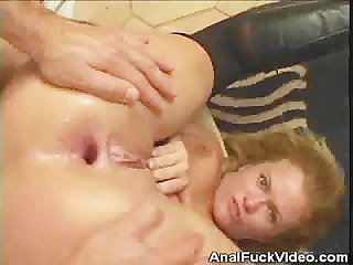 Military babe analed and cum facialed