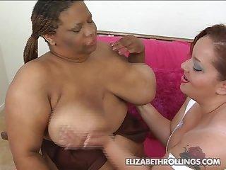 Ssbbw dildo play