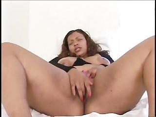 Solo black finger fuckers scene 5