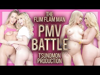 PMV BATTLE � THEFLIMFLAMMAN VS. TSUNOMON PRODUCTION � WITH U
