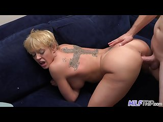 MILF Trip - Sexy short-haired blonde MILF Dee Williams - Part 2