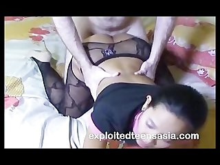 Helen Chubby Filipino Teen Student Rough Sex Consented Spank