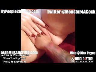 Vine xxx uncut comp of the month pt 1 gangbangs anal gaping squirting more