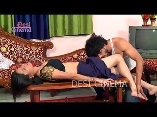 Hot Bhabhi with devar having fun